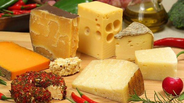 Импорт сыров в Украину в 2017 году превысил экспорт