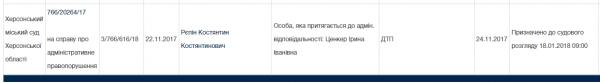 Депутата Херсонского горсовета будут судить за очередное ДТП