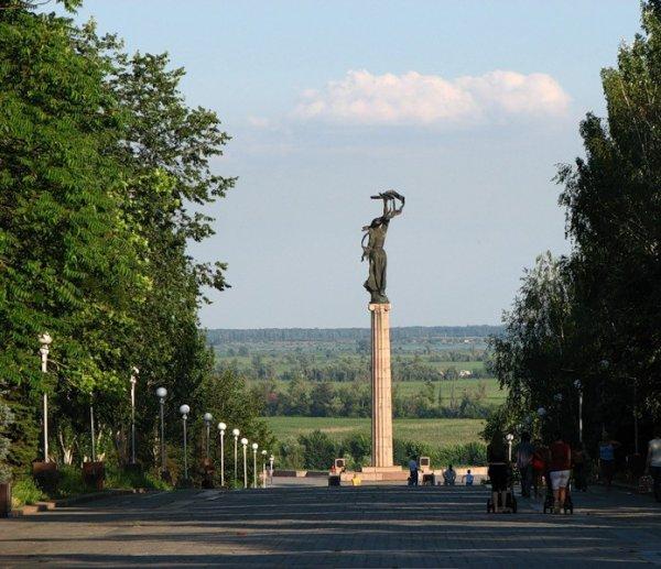 В херсонском парке Славы запланирован ремонт