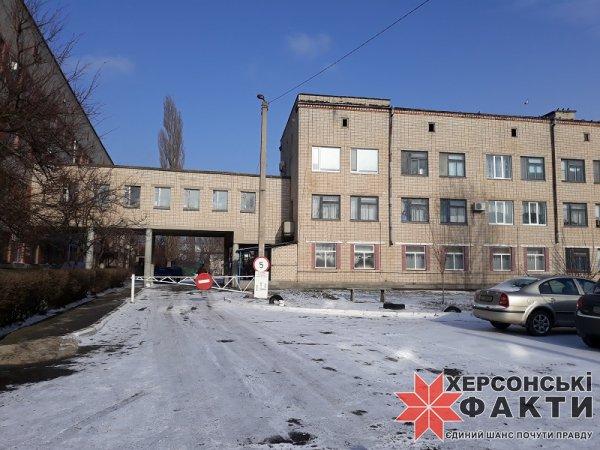 Суд отказался поручить провести ревизию в Каховской центральной районной больнице