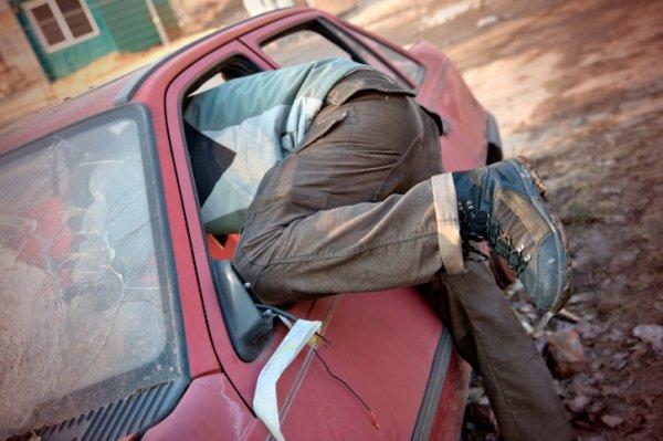 У Херсоні поліцейські затримали підозрюваного у крадіжках з автомобілів