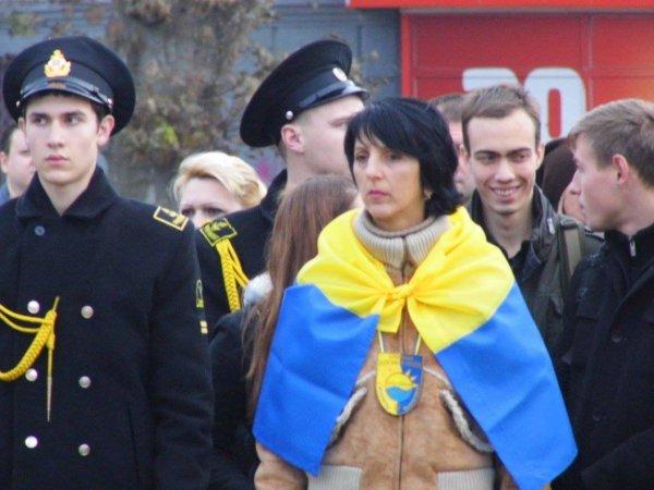 Депутат Херсонского горсовета предложила установить памятник Валентине Крицак