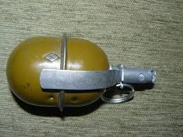 На Херсонщині поліцейські вилучили у селянина гранату РГД-5