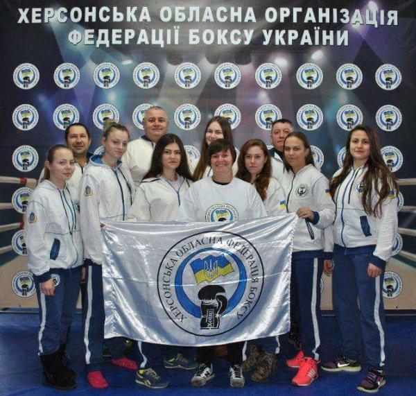 Бокс. Херсонские спортсменки завоевали награды на Чемпионате Украины по боксу среди женщин