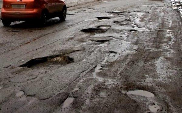 Херсонский чиновник избежал наказания за ямы на дорогах