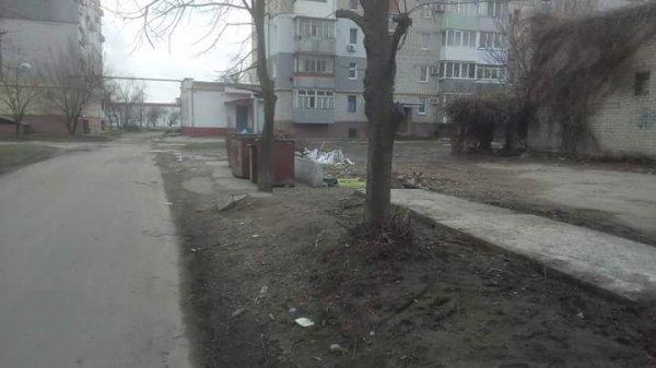 Жители Каховки сожалеют, что живут не на Манхеттене