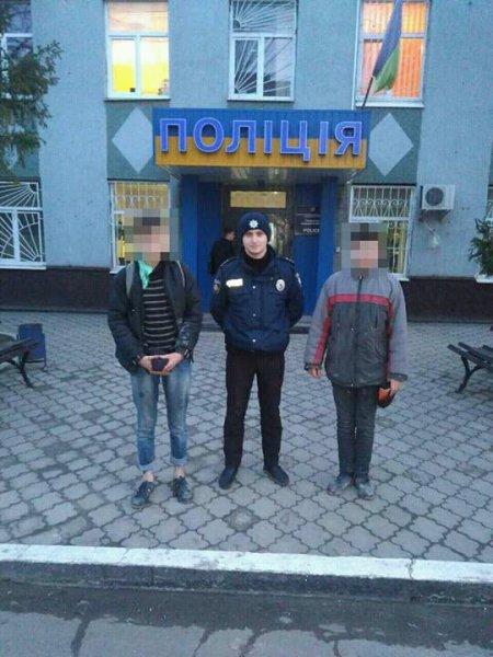 Поліцейські Херсонщини із початку року розшукали 85 дітей