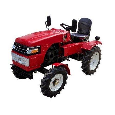 Поселок на Херсонщине купил маленький трактор