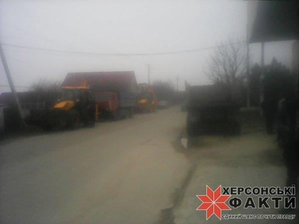 В Антоновке люди опередили власть в ремонте дорог