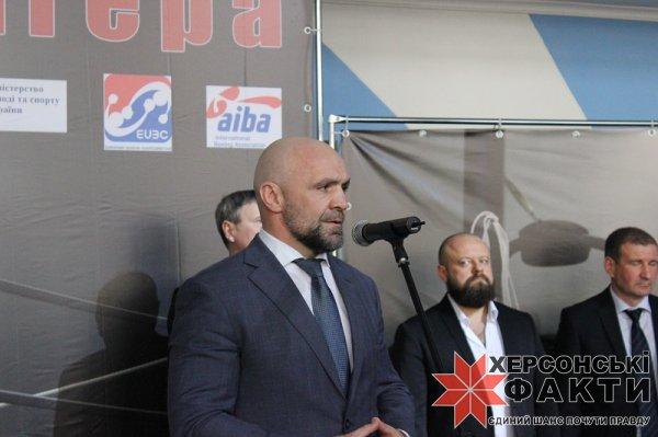 Феерия бокса в Херсоне: Международный турнир памяти Николая Мангера вышел на старт