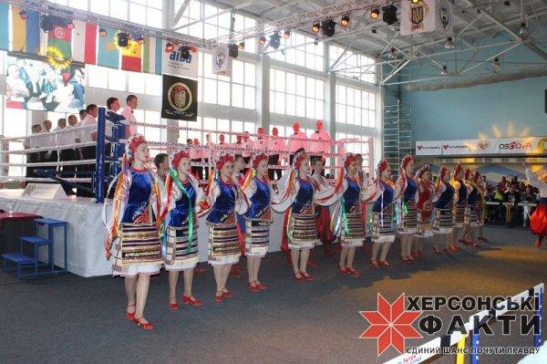 В Херсоне завершился главный спортивный турнир года