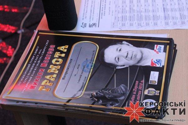 """""""Спасибо всем, кто вместе с нами развивает бокс"""", - Владислав Мангер о турнире памяти своего отца"""