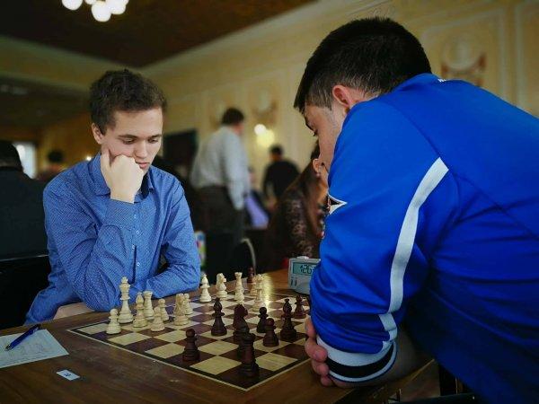 Херсонские шахматисты выиграли в традиционном турнире «Херсон-Николаев»