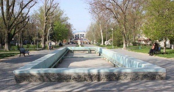 Стало известно, как будет выглядеть фонтан на бульваре Мирном в Херсоне