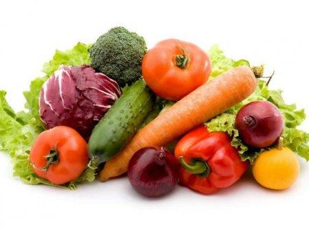 В прошлом месяце в Херсонской области подорожали овощи