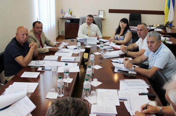 Відбулось засідання постійної комісії з питань земельних відносин та екології