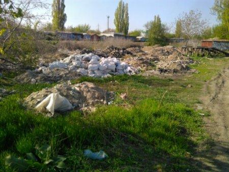 В Херсоне определена самая грязная улица