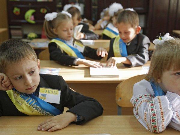 Территориальный принцип определения детей в украинские школы стоит немного изменить - эксперт