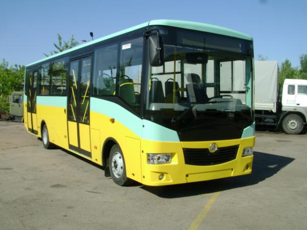 Новая Каховка в ближайшее время может получить новый вместительный автобус