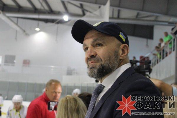 Хоккейная общественность Украины поддержала Владислава Мангера