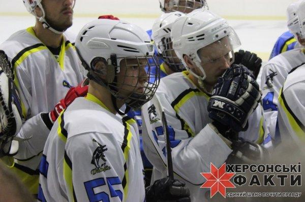 «Мы хотим, чтоб в Херсоне была великая команда», - Владислав Мангер представил хоккейный клуб «Днепр»
