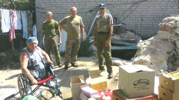 Григорій Янченко та Херсонська обласна рада продовжують підтримувати воїнів АТО