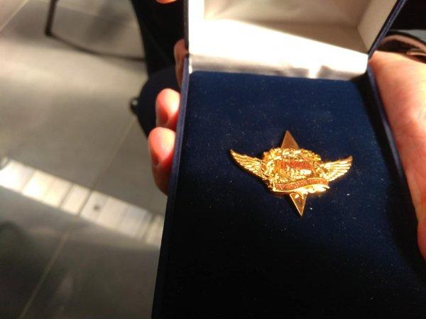 """Аеропорт """"Херсон"""" отримав міжнародну нагороду"""