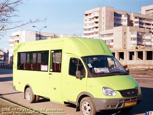 Херсонские депутаты недовольны конечной остановкой одного из автобусных маршрутов