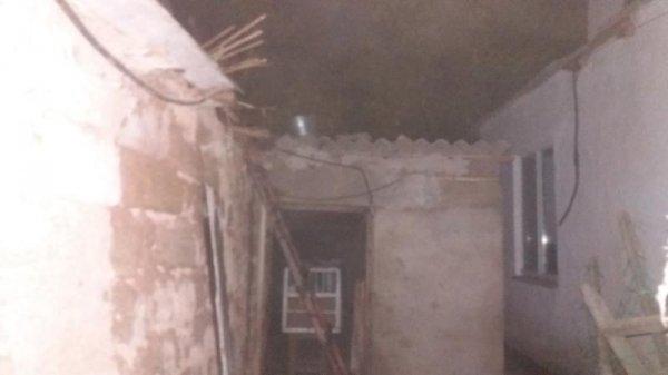 Іванівські пожежні ліквідували загоряння в літній кухні