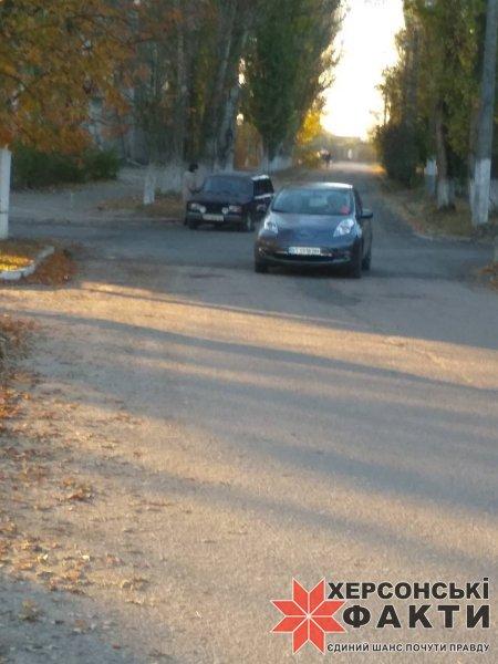 Фотофакт. Пригородный поселок стал ближе к Херсоне, не изменив географических координат