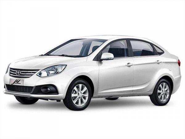 На Херсонщине районная больница купила китайский автомобиль