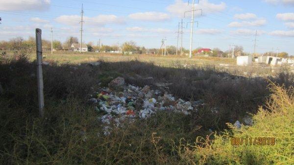Обещать - не значит убрать: жители поселка на Херсонщине жалуются на мусор