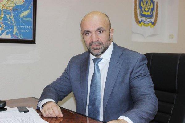 Голова Херсонської обласної ради Владислав Мангер скликає чергову сесію