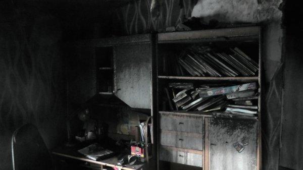 У Херсоні на пожежі врятовано чоловіка і дитину