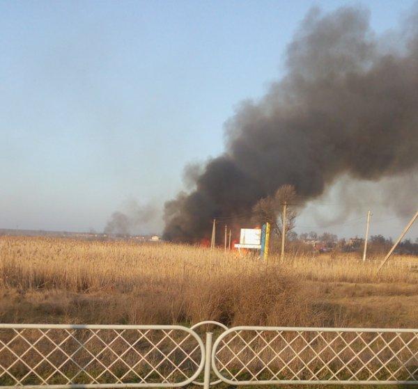 За минулу добу в області 6 разів гасили пожежі в екосистемах