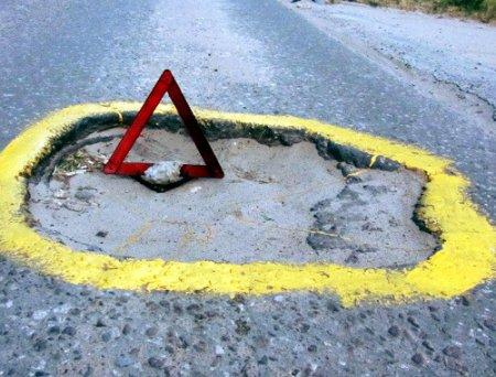 Принципиальность вознаграждается: житель Херсонщины отсудил деньги у поселкового совета за дырявый асфальт