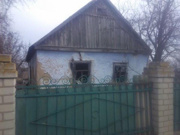 У Комишанах рятувальники ліквідували пожежу житлового будинку