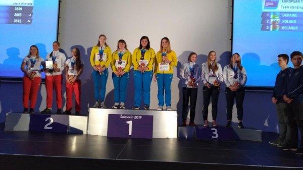 Херсонська легкоатлетка перемогла у загальнокомандному заліку