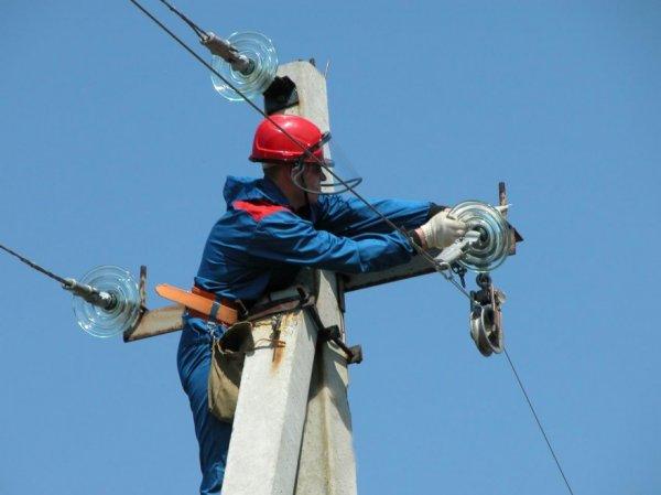 Житель Херсонщины мог получить штраф за то, что принял электриков за грабителей