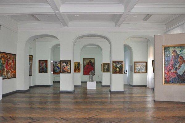 Художній музей запрошує відвідати низку цікавих експозицій