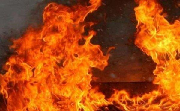 У Великій Лепетисі під час ліквідації пожежі у будинку виявлено загиблого господаря