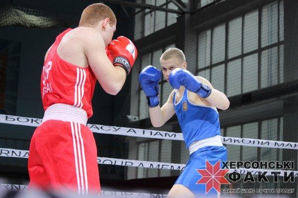 В Херсоне стартовал турнир по боксу памяти Николая Мангера: за медали борются 10 стран