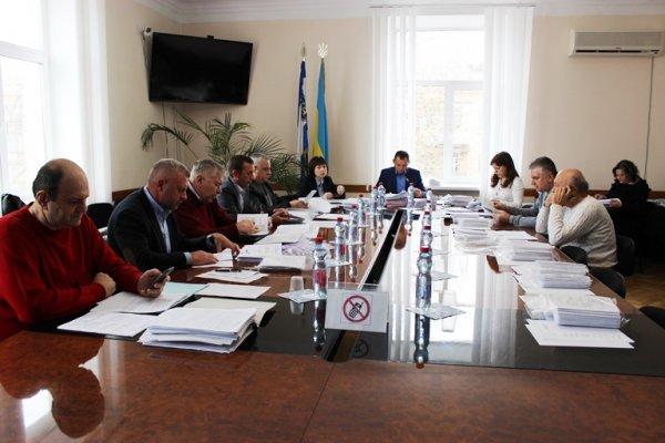 Відбулось засідання постійної комісії з питань управління об'єктами комунальної власності