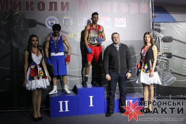 Международный турнир по боксу памяти Николая Мангера подошел к концу: победу одержала сборная Украины