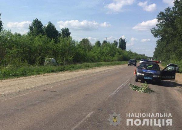 На Херсонщині поліція затримала учасника смертельної ДТП до обрання йому міри запобіжного заходу