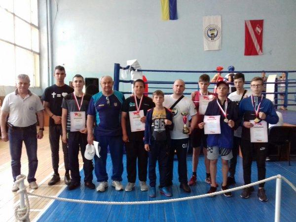 Боксери ХВУФК – чемпіони Всеукраїнської спартакіади