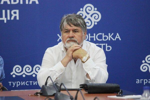 Василь Зеленчук: Все місто на цілий тиждень поринуло у справжню театральну атмосферу