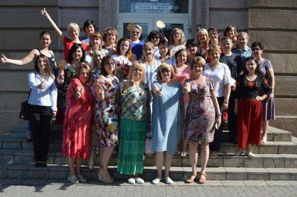 Бібліотека імені Дніпрової Чайки на «БібліоКре@тиві-2019»