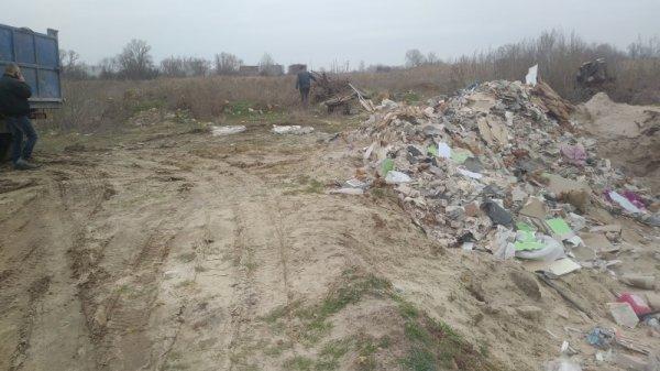 Херсонец просит уберечь днепровские плавни
