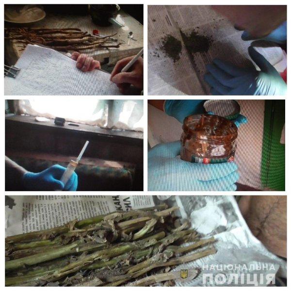 Поліцейські ліквідували наркопритон у Верхньорогачицькому районі